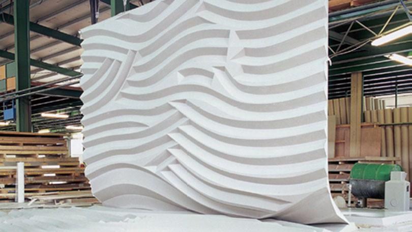 Glasvezelversterkt Beton Veelzijdig In Toepassingen Ga